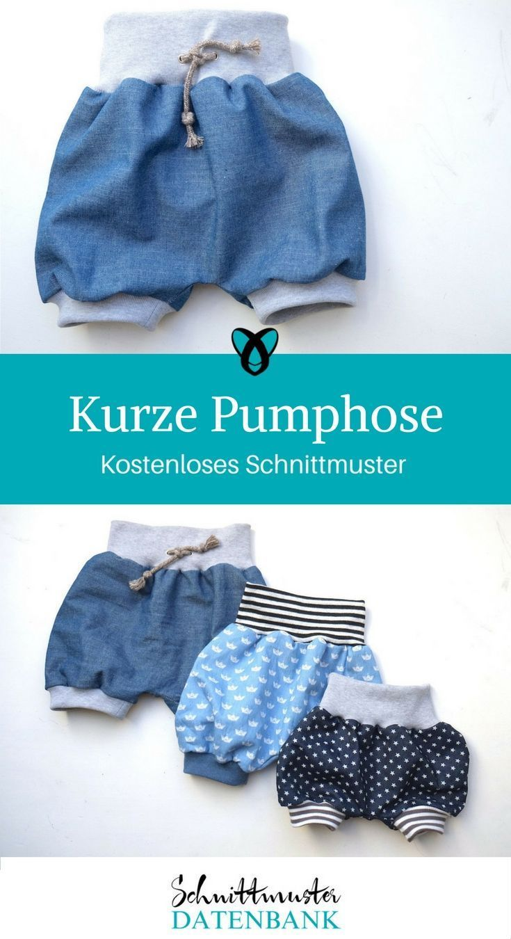 Sewing trousers Children pants Baby trousers Free sewing pattern Photo sewing instructions ...