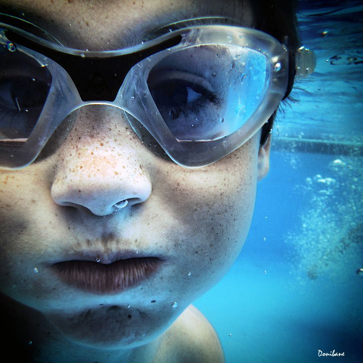 """Under water photographies in color by Donibane """"Under water in color"""" by Do ..."""