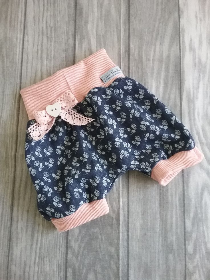 Bloomers - Bloomers Short Girl Trousers Baby Kids - a unique product by Li ...