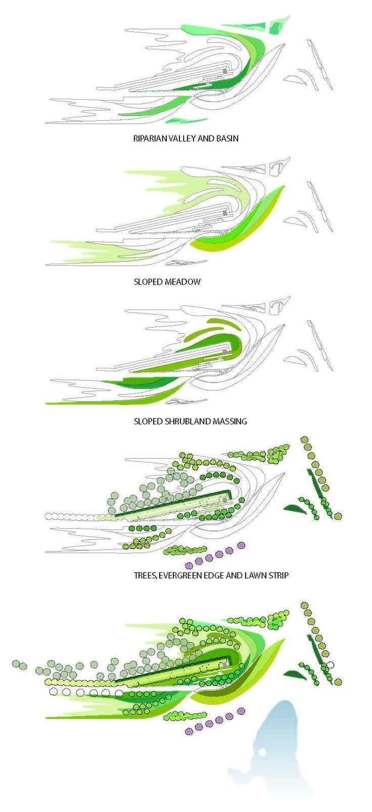 Gallery - Brooklyn Botanic Garden Visitor Center / WEISS/MANFREDI Architecture/ ...