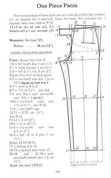Easy Sewing Patterns, Dress Making Patterns, Clothing Patterns, Jumpsuit Pattern...