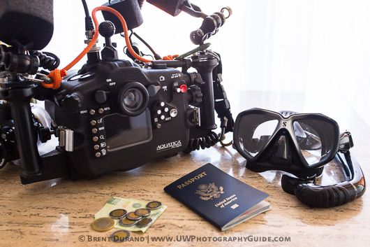 The Packing Guide for Underwater Photographers Underwater Photography Guide...
