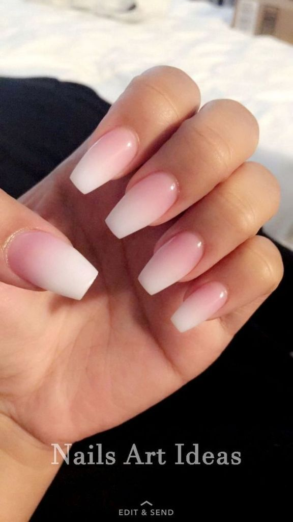 44+ Reason Why You Did not Receive Nail Ideas Acrylsoff Short Ombre 6 #a ...