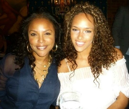 | Actress Lynn Whitfield is a proud mama! She recently posted on Twitter ......