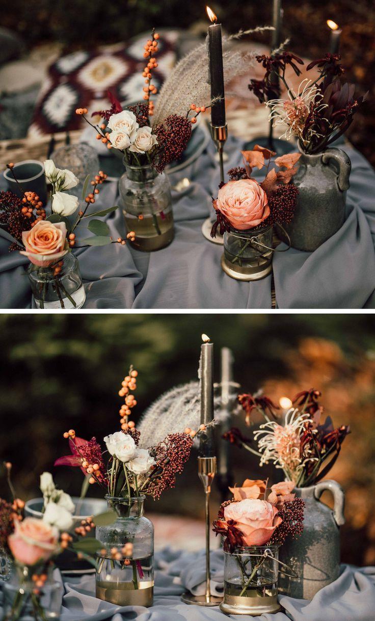 Boho Wedding To Fall In Love #Edgy #Wedding #Boho #Wedding Decorations #Wedding Ideas ...