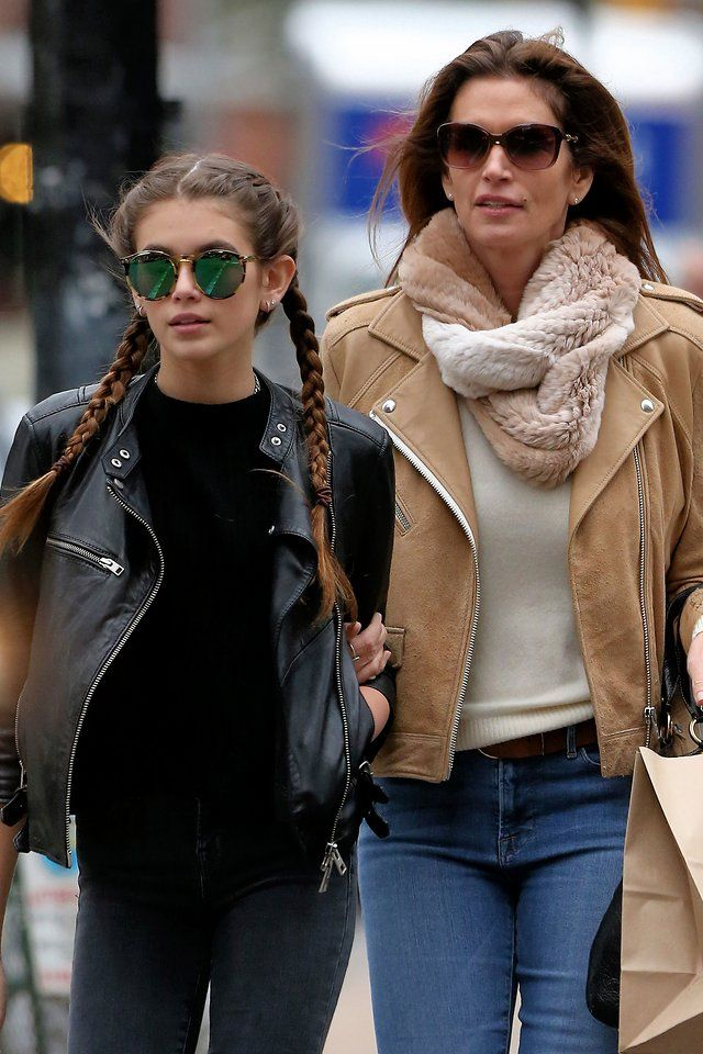 Celebrity Kid Hair Moments: Gisele Bündchen, Cindy Crawford, and More - Vogue...