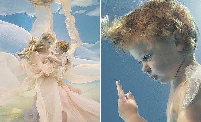 zena holloway - underwater photographer...
