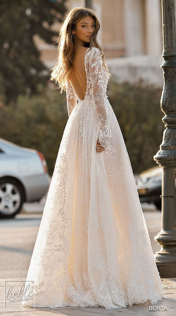 BERTA Bridal Gowns 2019 - Athens Bridal Collection #athens #berta #brautkleider ...