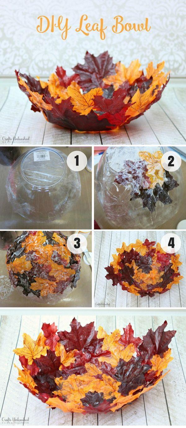 DIY: Autumn Decor Ideas to Decorate Your Home #dekoration #diyprojects #ha ...