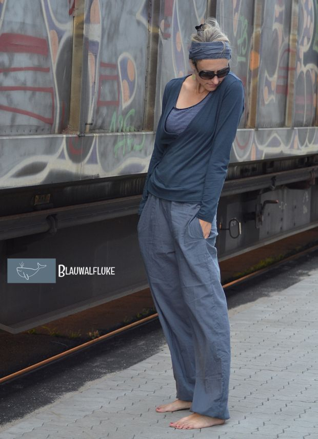 Bloomers Cairo by Hummelhonig - Casual summer pants and perfect for cozy ...