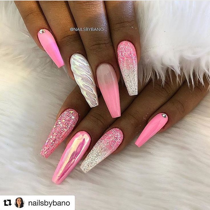 More than 60 Nail Designs, best photos 2019, nail design images, nail design for...