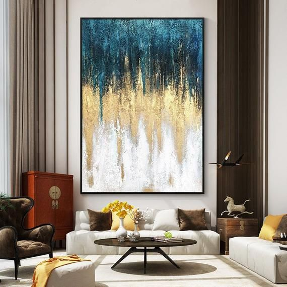 ► ABOUT THE PAINTING. * This is an original painting, 100% hand painted acrylic ...
