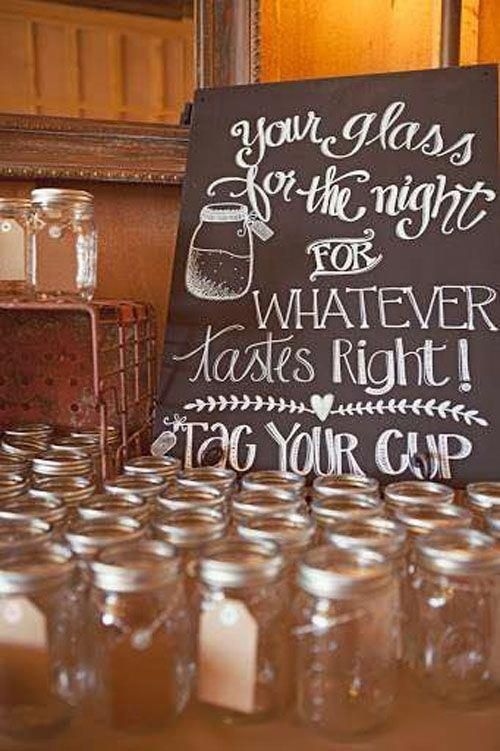 Unique and affordable country wedding ideas for spring, summer, or fall. #countr...