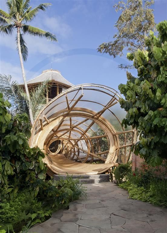35 classic style bamboo house designs (with natural nuances) ...