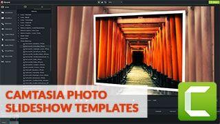 Camtasia Photo Slideshow Templates