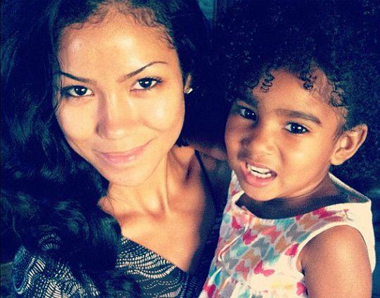 JHENE AIKO AND HER FAVORITE GIRL » Black Celebrity Kids...