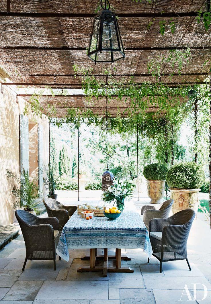 Frédéric Fekkai's Gorgeous Vacation Home in the South of France Photos | Arc...