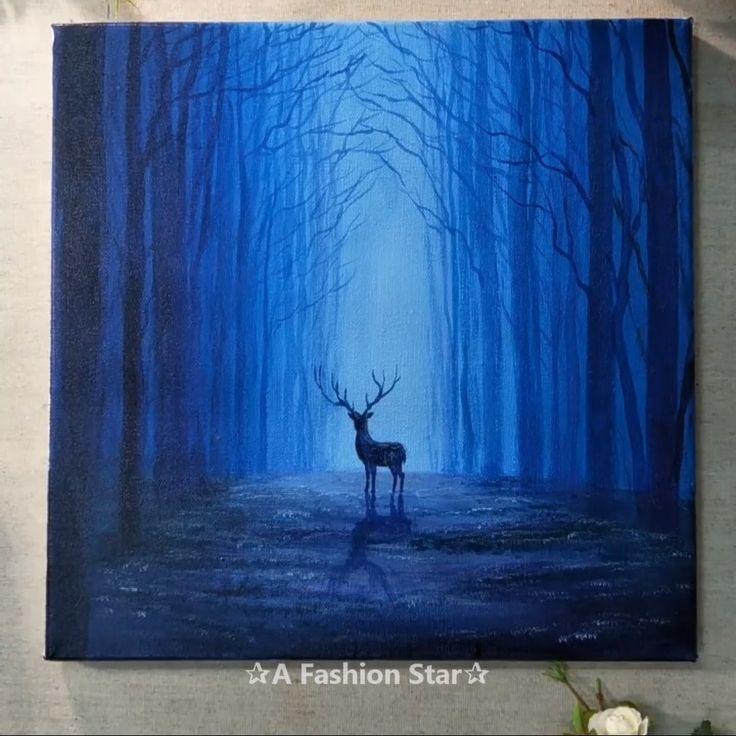 Painting Idea - Art Idea - Home Decor - DIY ✰A Fashion Star✰