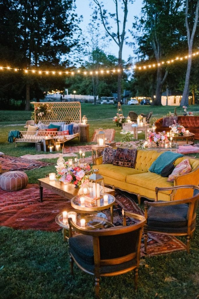 55 unique ideas for an engagement party to kick off your honeymoon