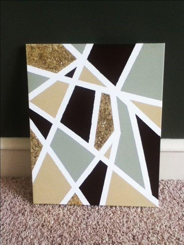 40 Creative Acrylic Ideas for Beginners # Acrylic Ideas #inner #diycrafts #kr ...