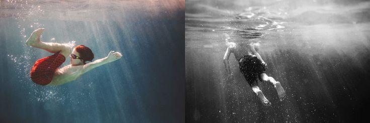 c. Erica Mulford Photography - underwater photography, Raleigh NC Children's...