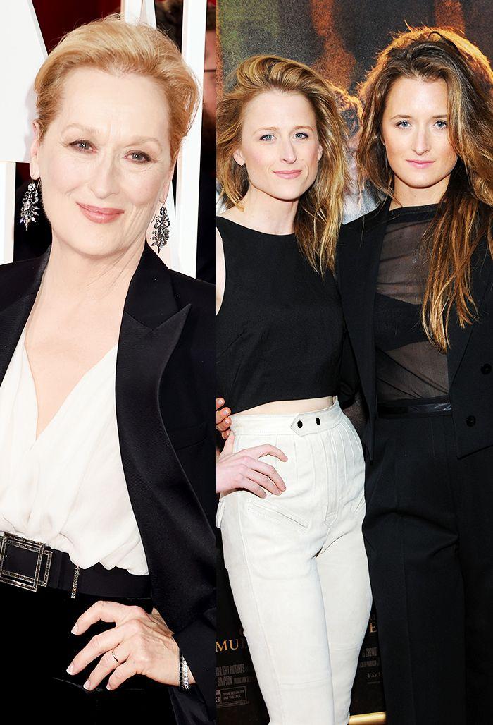 11 Stylish Celebrities Whose Kids Look Just Like Them via Who What Wear...