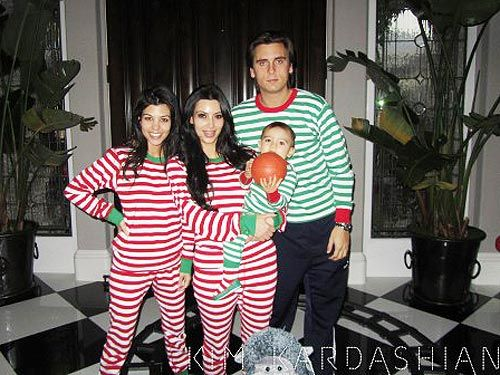 Celebrity Kids' Clothes: What Celebrity Kids are Wearing: The Kardashians in...