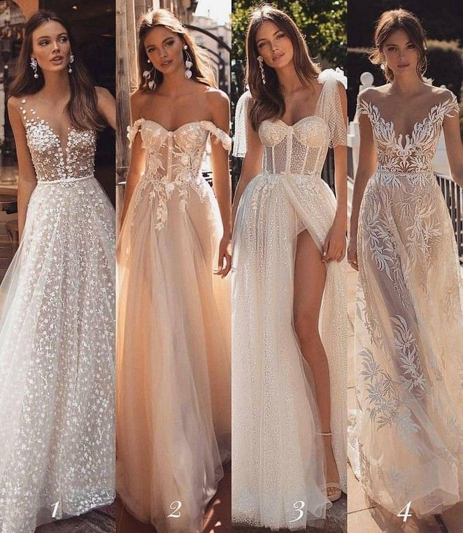 140 very beautiful berta wedding dresses in autumn 2019 athens bridal collection p ... -...