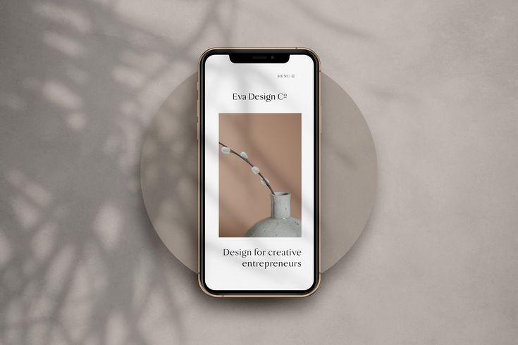 Ava - iPhone X Mockup Scene Creator by Moyo Studio on Creative Market #creativem...