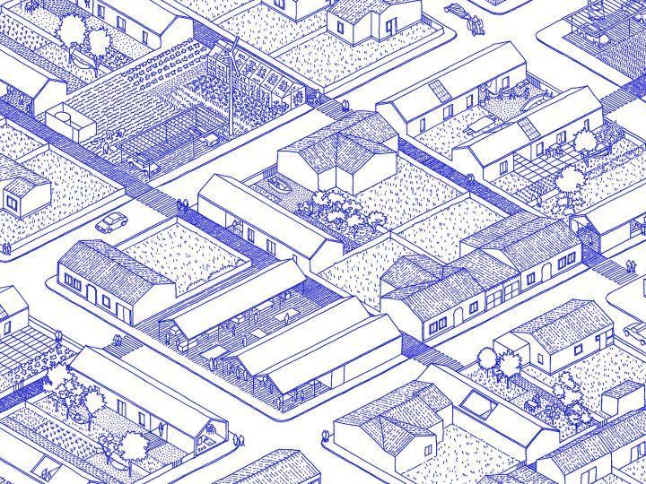 AMPHIBIA   E13   A Handmade Proposal for a Hands-on Community #UrbanDesignconcep...