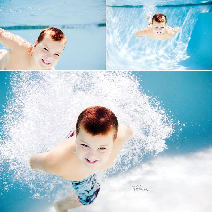 RENEE STENGEL Photography | Charlotte Portrait and Underwater Photographer | Und...