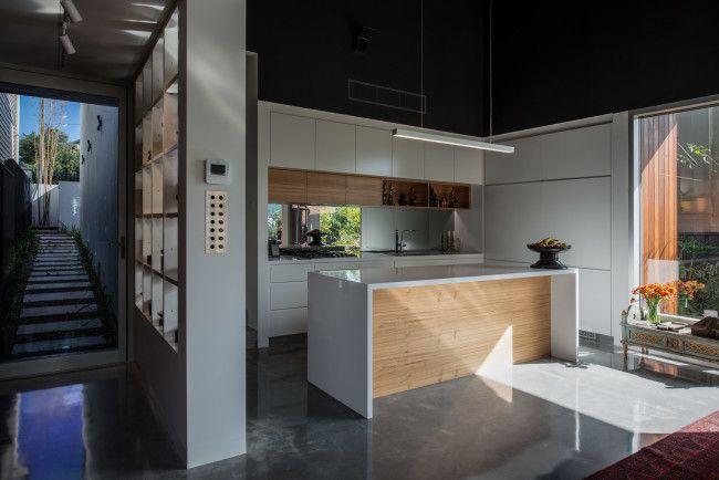 Modern Australian architecture with an Asian twist - Designhunter - Sustainable ...