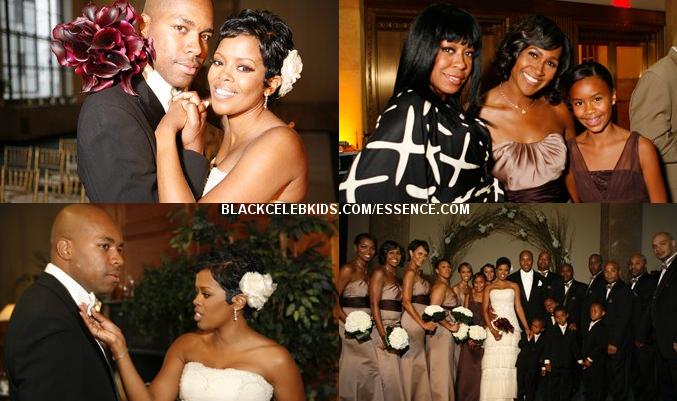 A FAMILY AFFAIR:MALINDA WILLIAMS AND DERRICK D-NICE'S WEDDING